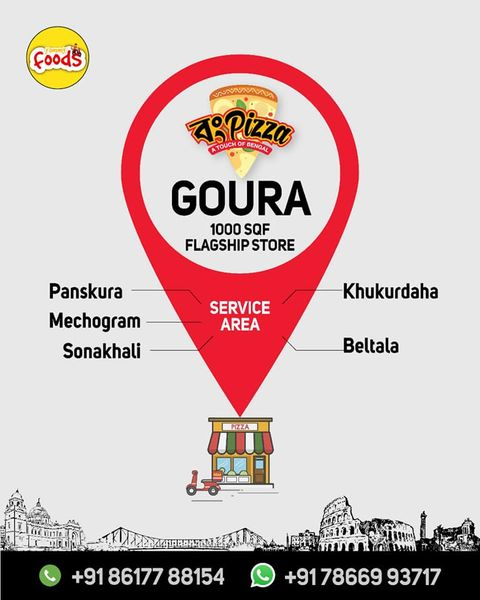 Read more about the article Bong Pizza Opening Goura